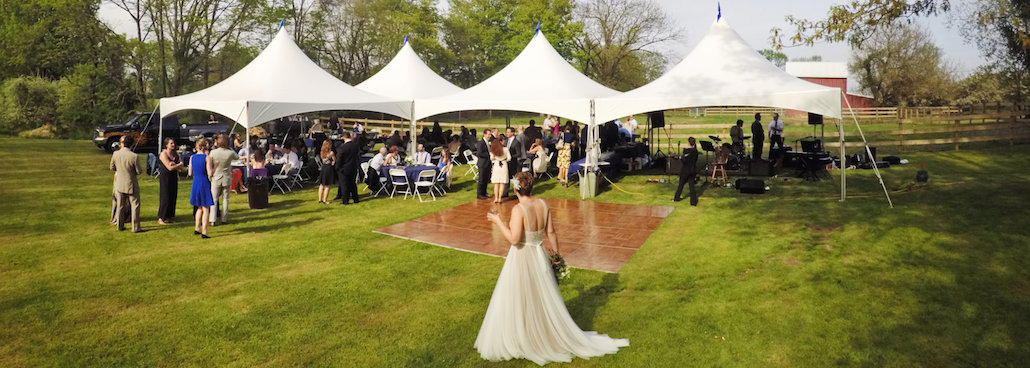 Wedding Tent Rental in Whitehouse Station NJ