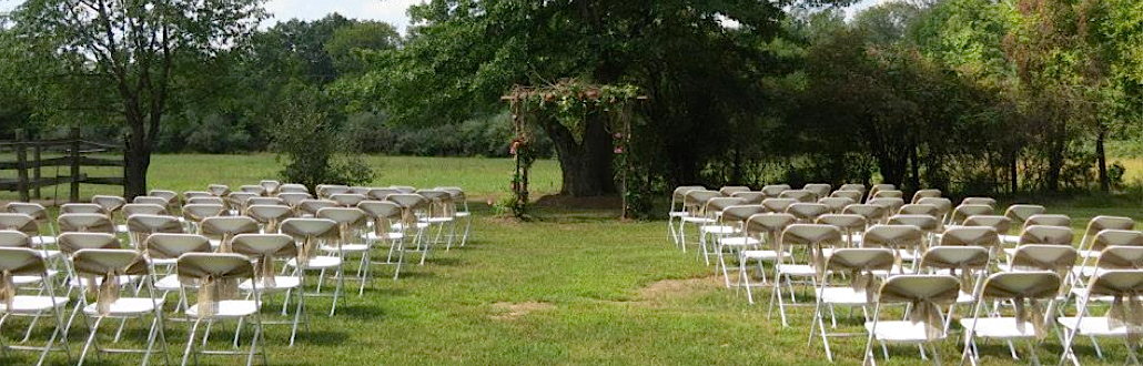 Chair Rental in Central New Jersey