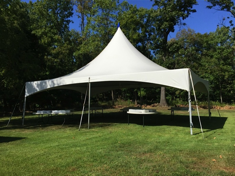 tent rental photo gallery party pictures from central