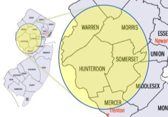Tent Rental Hunterdon Somerset Mercer Counties New